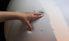 表面をsixinch独自の特殊な塗装でコーティング 室内はもちろん、屋外での耐久性も抜群です!