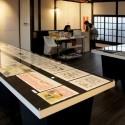 東広島市の酒蔵通りに面する「くぐり門」の2階にて