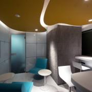 2Fリラクゼーションルーム (Cool modern)