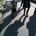 2010/10/1 御茶ノ水橋にて やっと秋の空気を感じます 今年は暑かった・・・